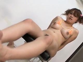 Super Madoka Ayukawa tries cock in dirty ways