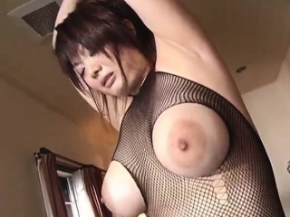 Arousing Asian babe Sakura sucks broad in the beam cock