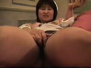 Mature asian couple fucking in eradicate affect car close up and dirty