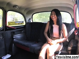 Hot Thai Jureka loves to scenic route and suck Scottish broad in the beam cock