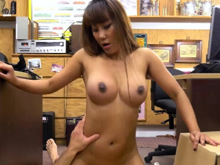 Order about Asian Tiffany fucks on be passed on floor