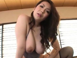 Beguiling mature sweetie Aoi Aoyama gets drilled immutable