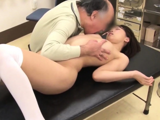 Jav Idol Takami Haruka Fucked Away from Veteran Porn Guy