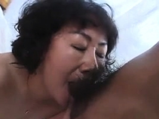 Emo doggystyle and japanese grown-up blowjob