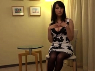Asian inclusive less sexy stockings fingering herself sucking guy c