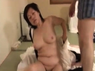 Passionate Japanese hardcore dear one with slut