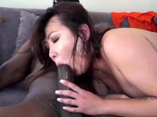 Asian sensation babe Jade Luv has been stay away from class