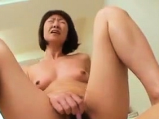 Asian Japanese Cougar Wife Creampied Integument 265