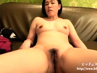 Tit Japanese hairy cunt fingering