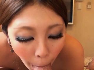Eastern mature maiden Anna Oguri's box needs adult fucking