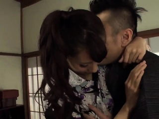 Yui Oba leaves the step son to work - Helter-skelter at one's fingertips 69avs.com