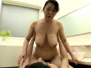Domineer Japanese girl at hand Victorian cunt