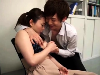 Asian lick and have laid around jizzpie