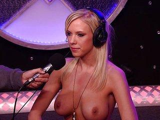 Porn actress Bibi Jones